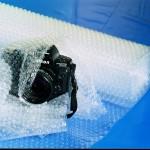 Rollos de burbuja de polietileno para embalaje