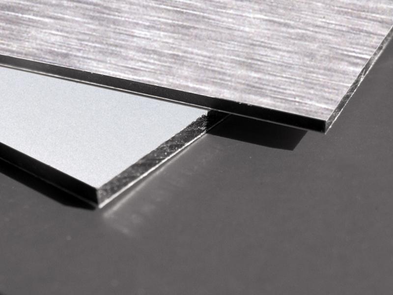 Vinilos planchas y m s chapa y panel de aluminio sandwich - Pintar aluminio lacado ...